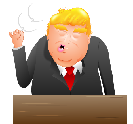 clip art library I created some Donald Trump Emojis