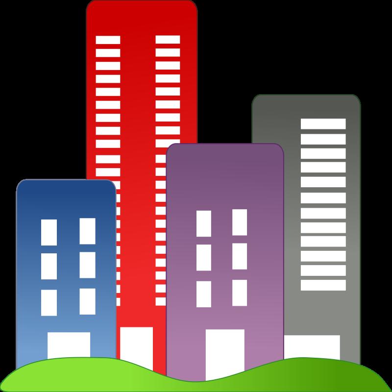vector royalty free stock skyscraper clipart skyscrapper #83264038