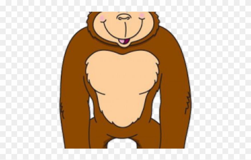 image royalty free download Ape clipart. Gorilla cliparts images clip.