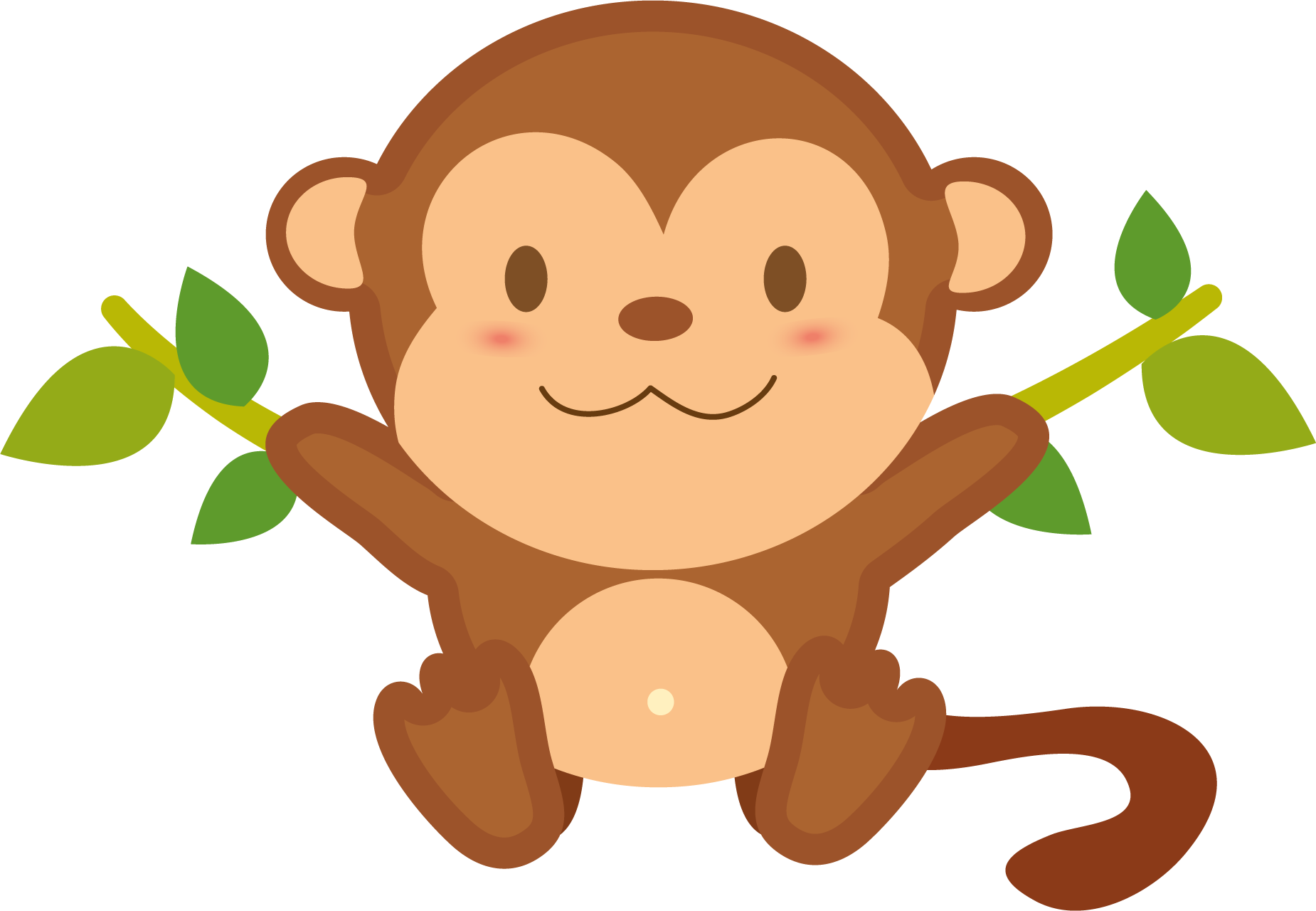 vector royalty free download Ape Clipart transparent background