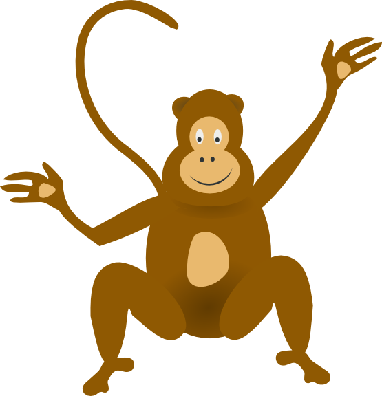 picture transparent stock Ape clipart. Transparent background free on