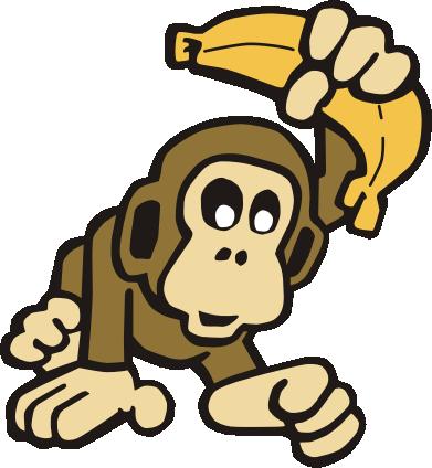vector library stock Do monkeys