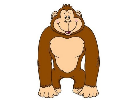 picture transparent download Transparent free for download. Ape clipart brown