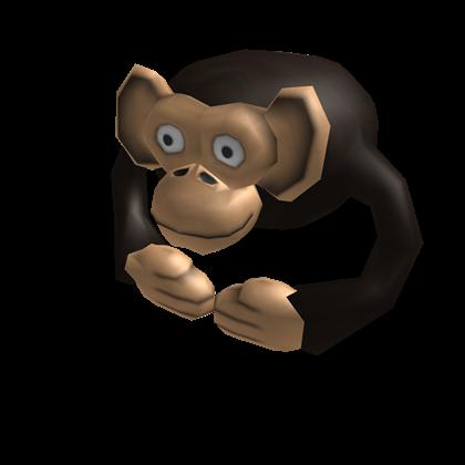 clipart black and white library Ape clipart chimpanzee. Iwazaru roblox d