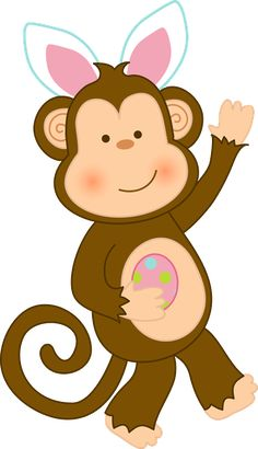 clip art black and white library Baby monkey royalty free. Ape clipart clip art