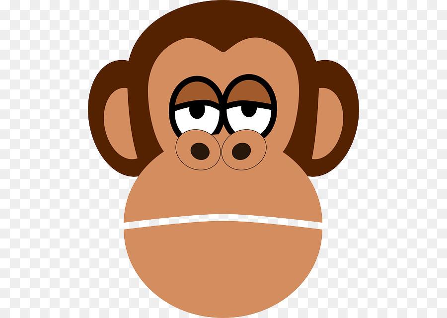 freeuse stock Ape clipart dead monkey. Transparent free