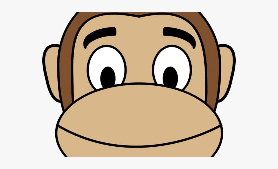 clipart free Chimpanzee emoji monkey . Ape clipart gorilla face