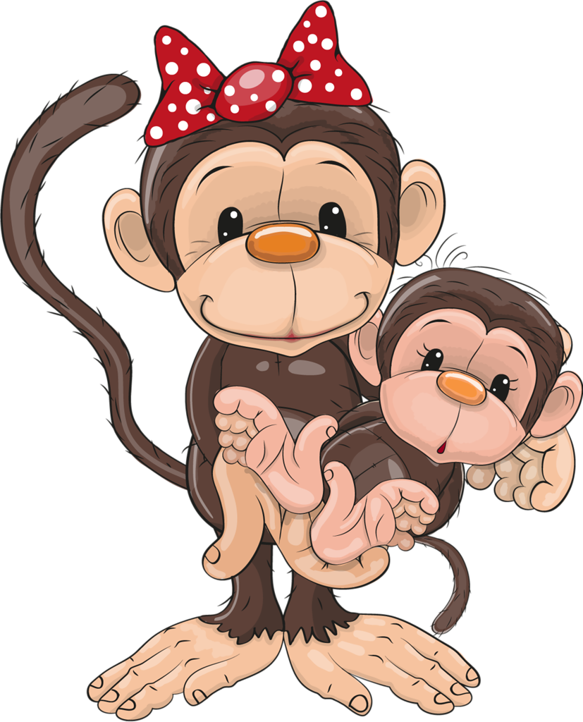 picture library library Ape clipart happy.  png pinterest zoos