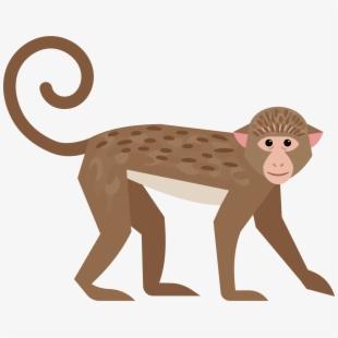 freeuse library Ape clipart mankey. Monkey tail cartoon monkeys