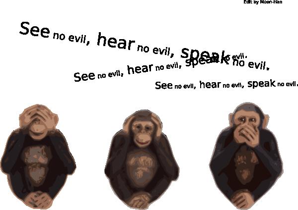 image free download Righteous monkeys clip art. Ape clipart mankey