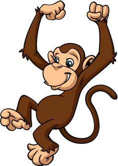 vector library stock  free clip art. Ape clipart mankey