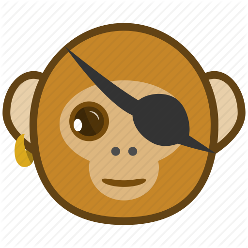 clipart royalty free stock Ape clipart mokey. Monkey emotions by aliaksandr
