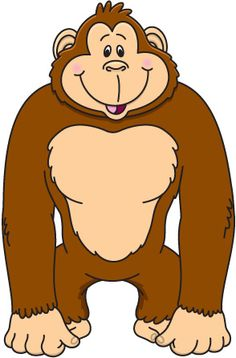 graphic royalty free stock Ape clipart mongkey. Caymus monkey tattoo lover