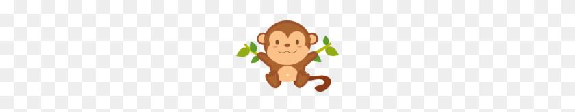 library Ape clipart monke. Cartoon monkey head animal