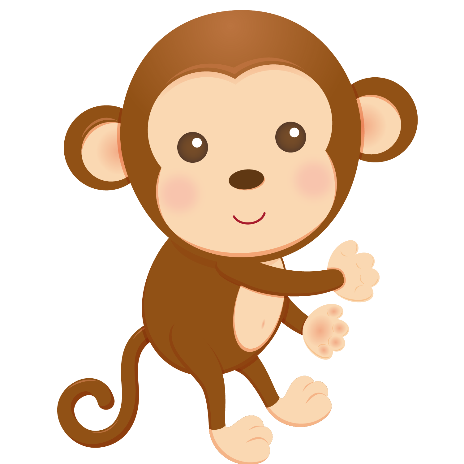banner download Ape clipart monkey. Free download clip art