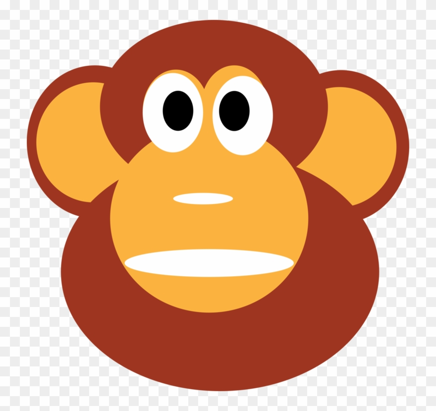 vector transparent stock Common chimpanzee gorilla simian. Ape clipart monley