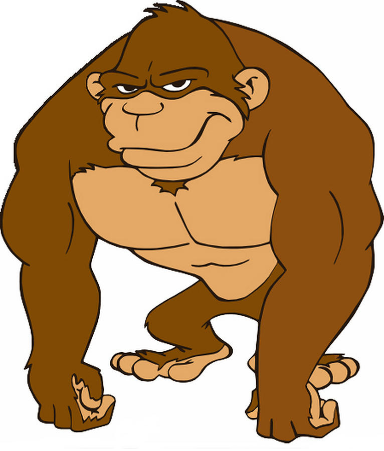png free download Ape clipart orangutan. Free download best on