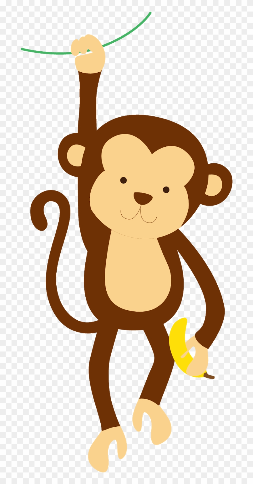 banner transparent library Chimpanzee cartoon clip art. Ape clipart primate