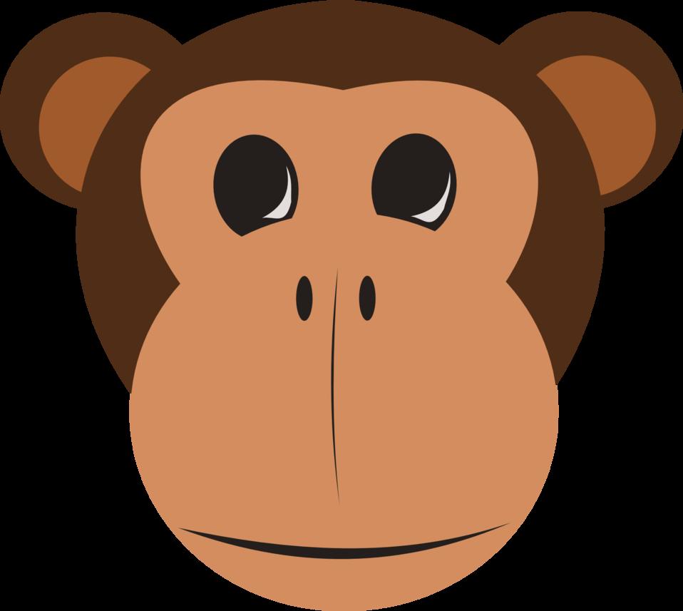 image freeuse download Public domain clip art. Ape clipart primate