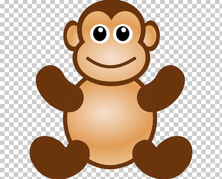 jpg free stock Ape clipart year monkey. Macaque cartoon png