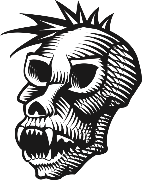 picture freeuse stock Skull Drawing Monkey Ape Skeleton free commercial clipart