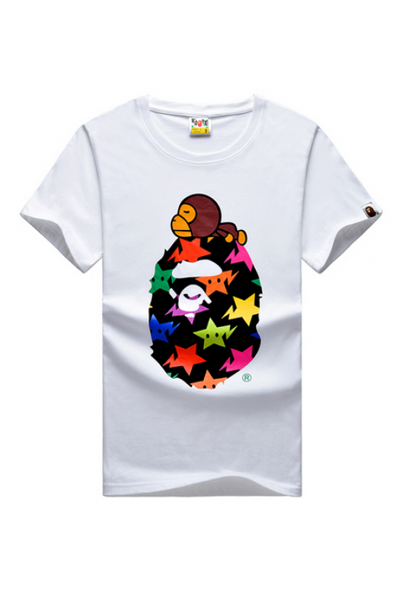 graphic library download A Bathing Ape Bape Rainbow Stars Milo T