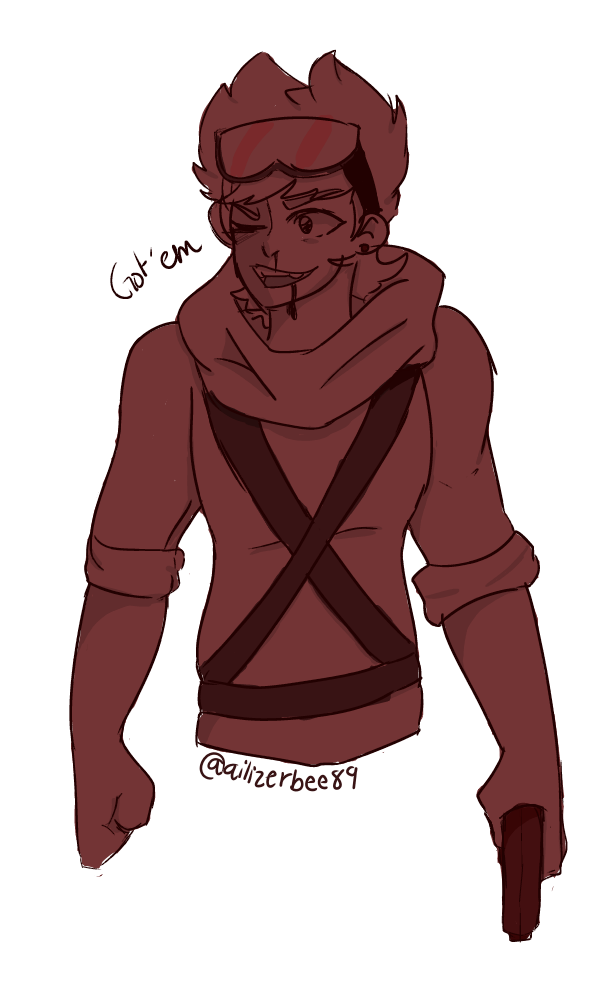 graphic free download Tord Au Apocalypse by Ailizerbee