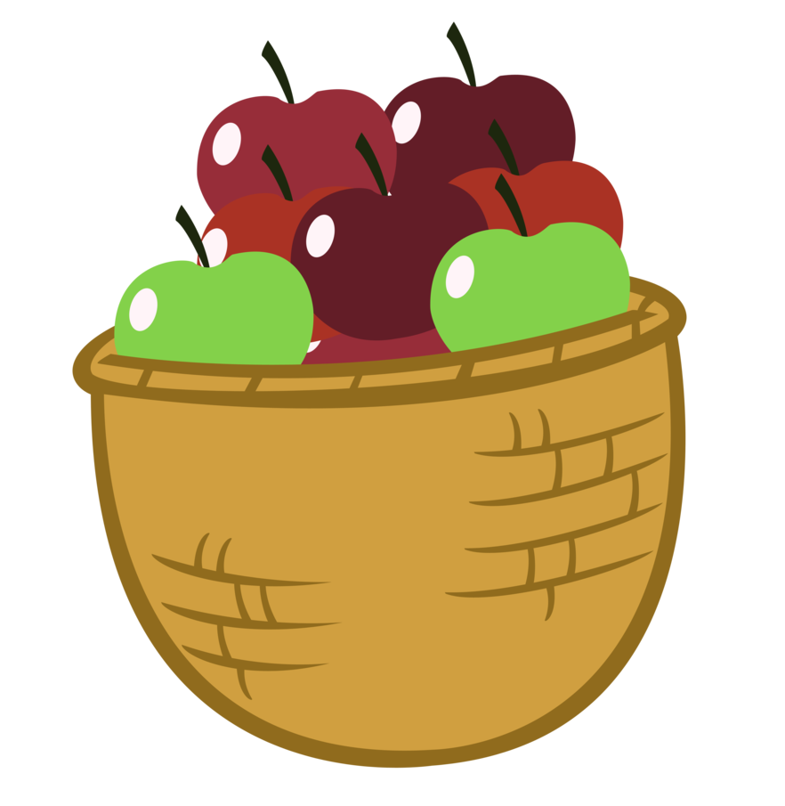 graphic transparent Apple basket by sofunnyguy on DeviantArt