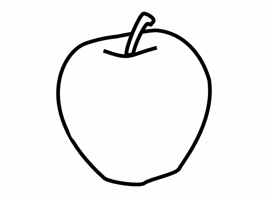 vector black and white stock Apple clip art at. Black and white apples clipart