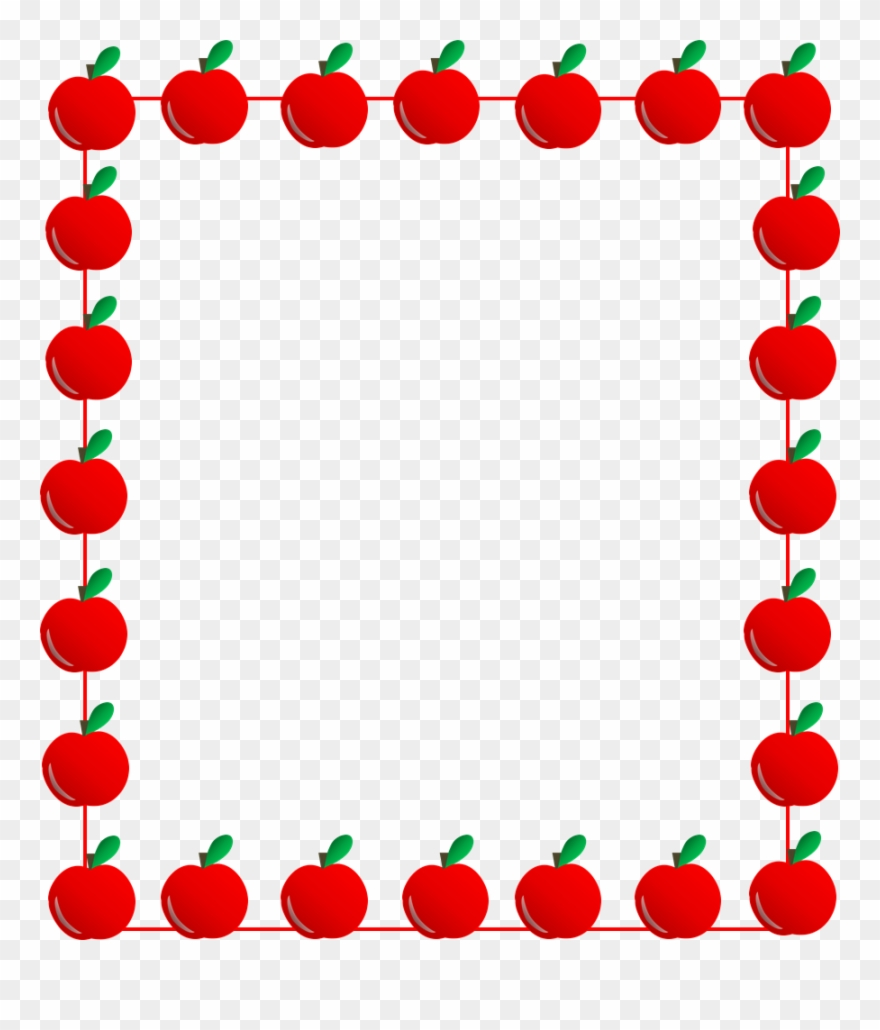 png transparent stock Frame apple borders and. Apples border clipart
