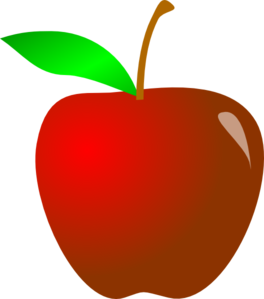 clip art free download Clip art clipart page. Vector apples big apple