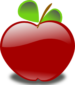 clip art freeuse Apple Clipart For Kids at GetDrawings