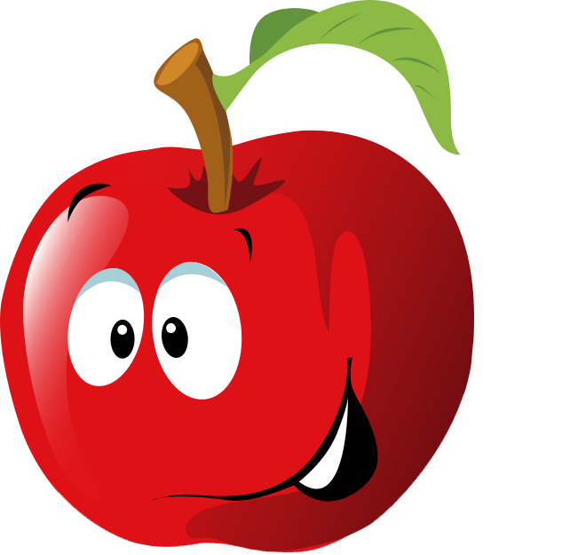 graphic freeuse Clipart of apples. Http science all com