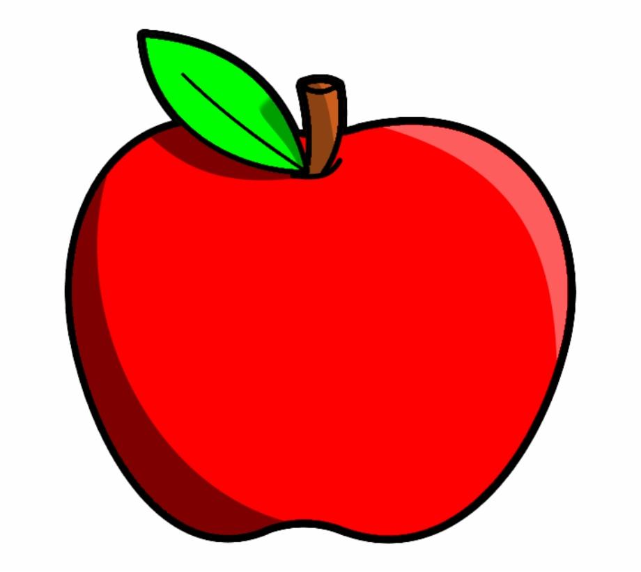 svg Red fruits png images. Apple clipart transparent background.
