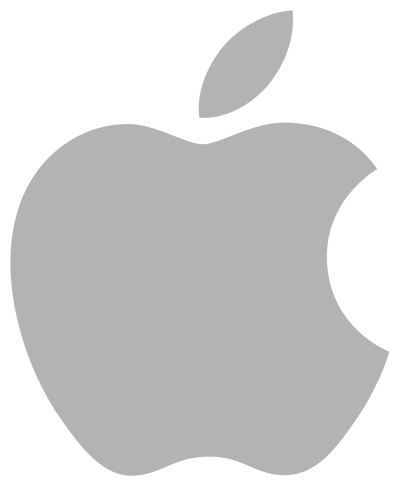 clip black and white download Download APPLE LOGO Free PNG transparent image and clipart
