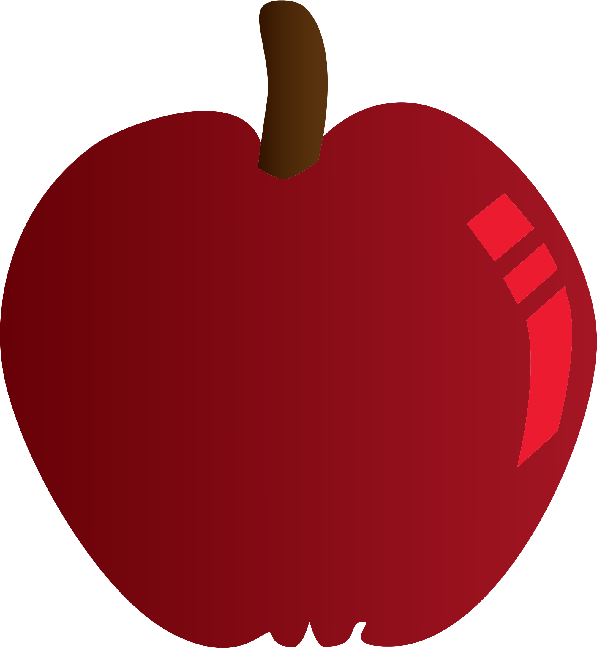clip art download Red apples clipart. Apple big image png