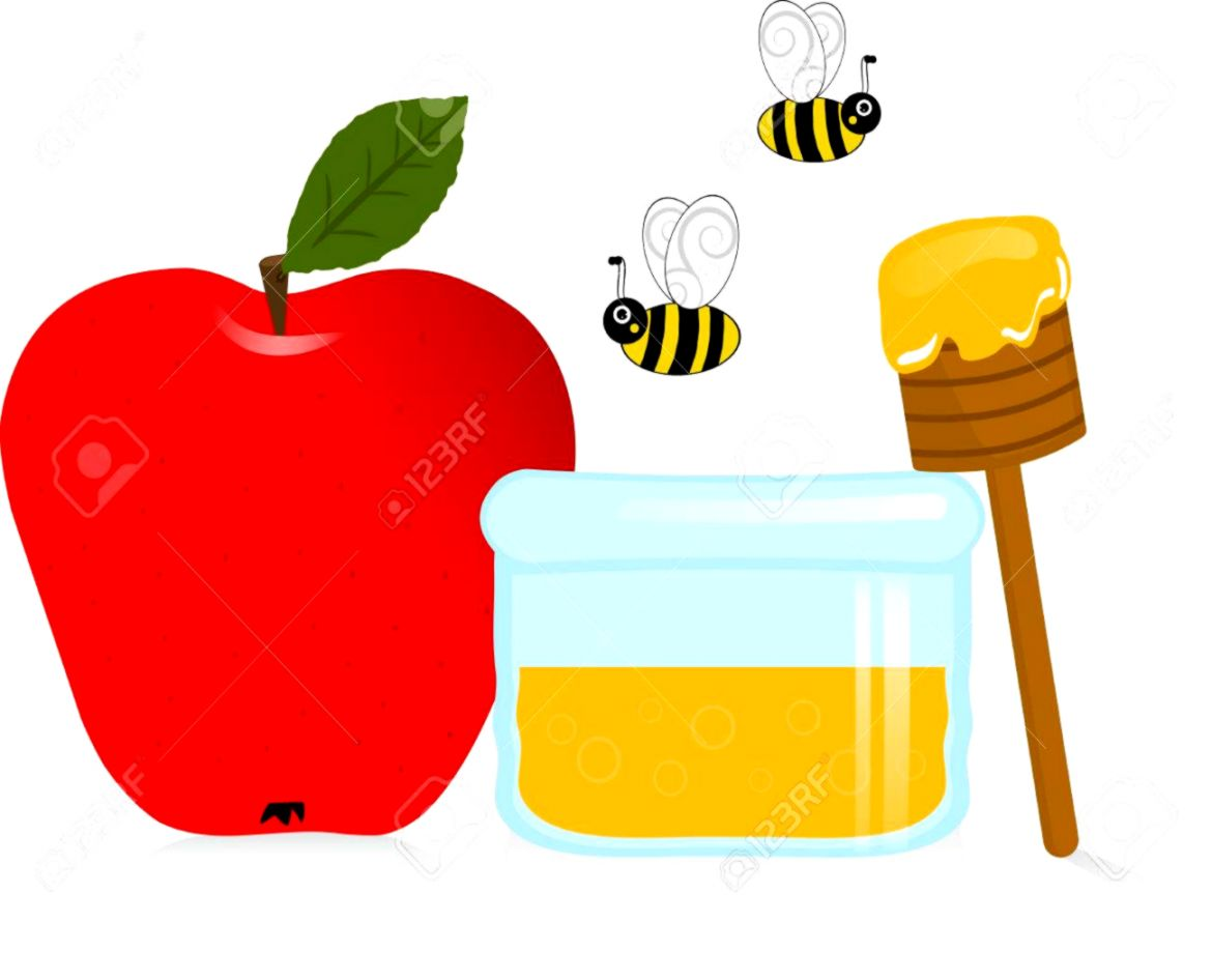 svg free Apples and honey clipart. Cute wallpapers .