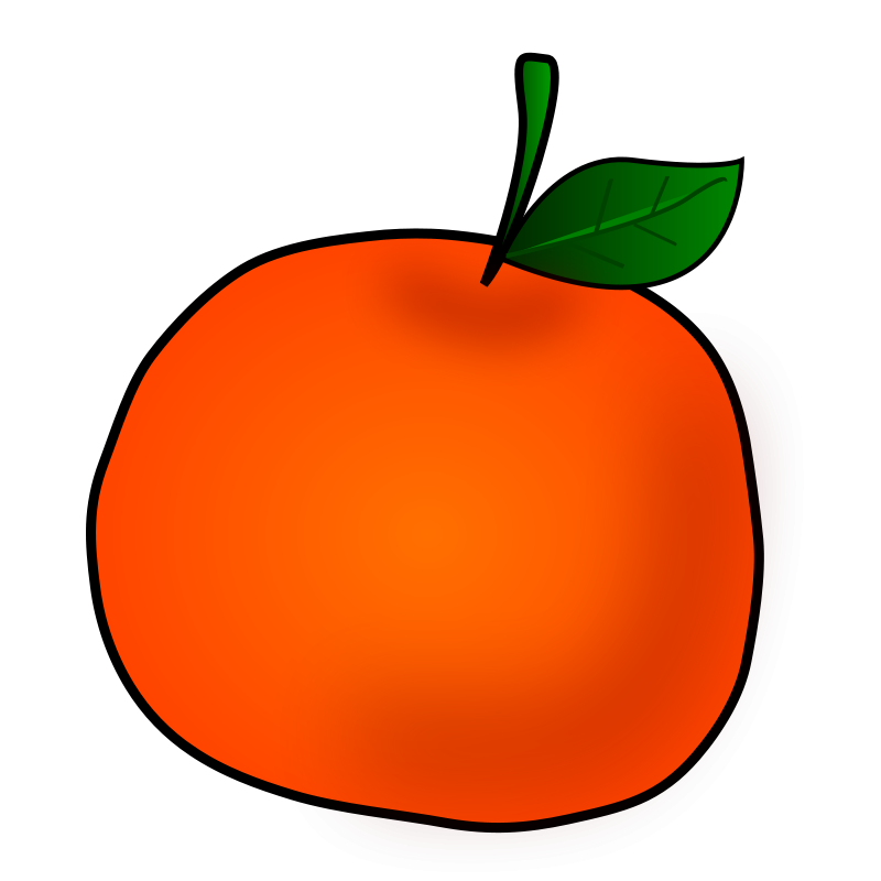vector free library Orange fruit free stock. Apples and oranges clipart