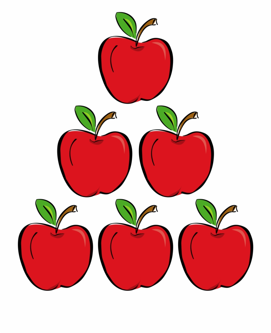 image transparent stock Apple six hd png. Apples clipart