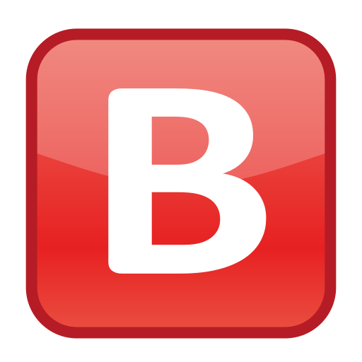 png transparent Apples clipart capital letter. Negative squared latin b