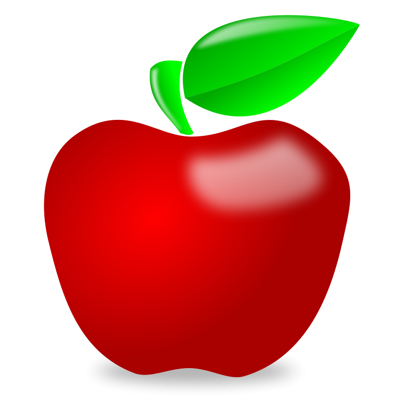 jpg library stock shiny apple clip art is
