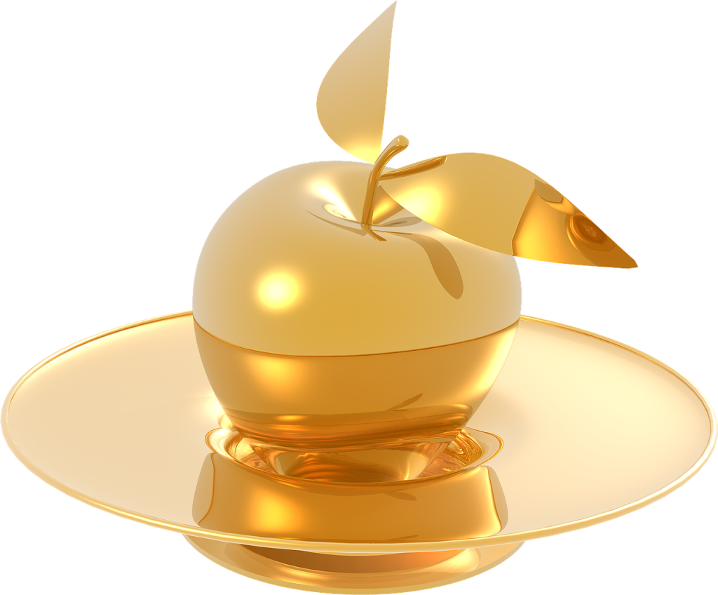 picture royalty free download Apples of Gold