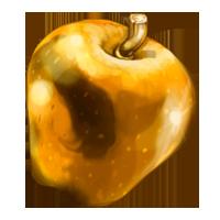 clip art library stock Golden Apple