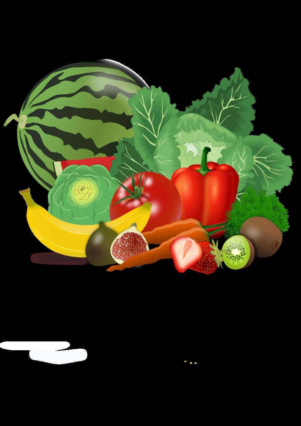 clip art stock Fruit Vegetable Clip Art