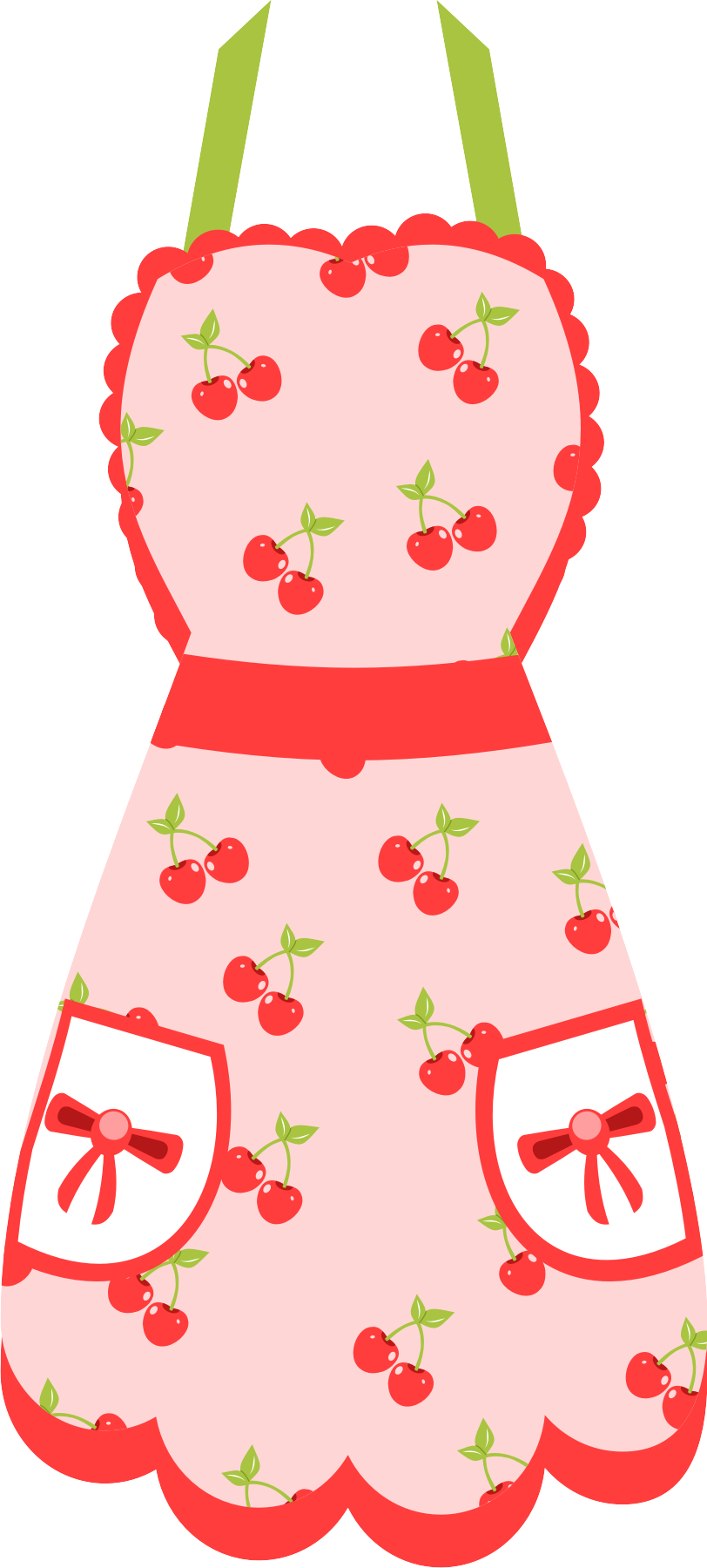 clip black and white library Apron clipart. Photo by danimfalcao minus