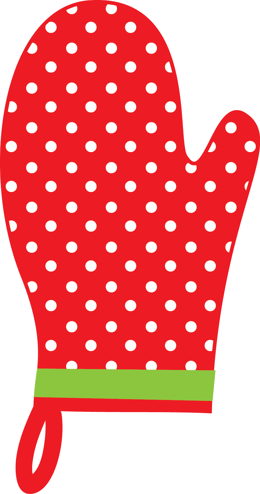png library download CHRISTMAS OVEN MITT CLIP ART