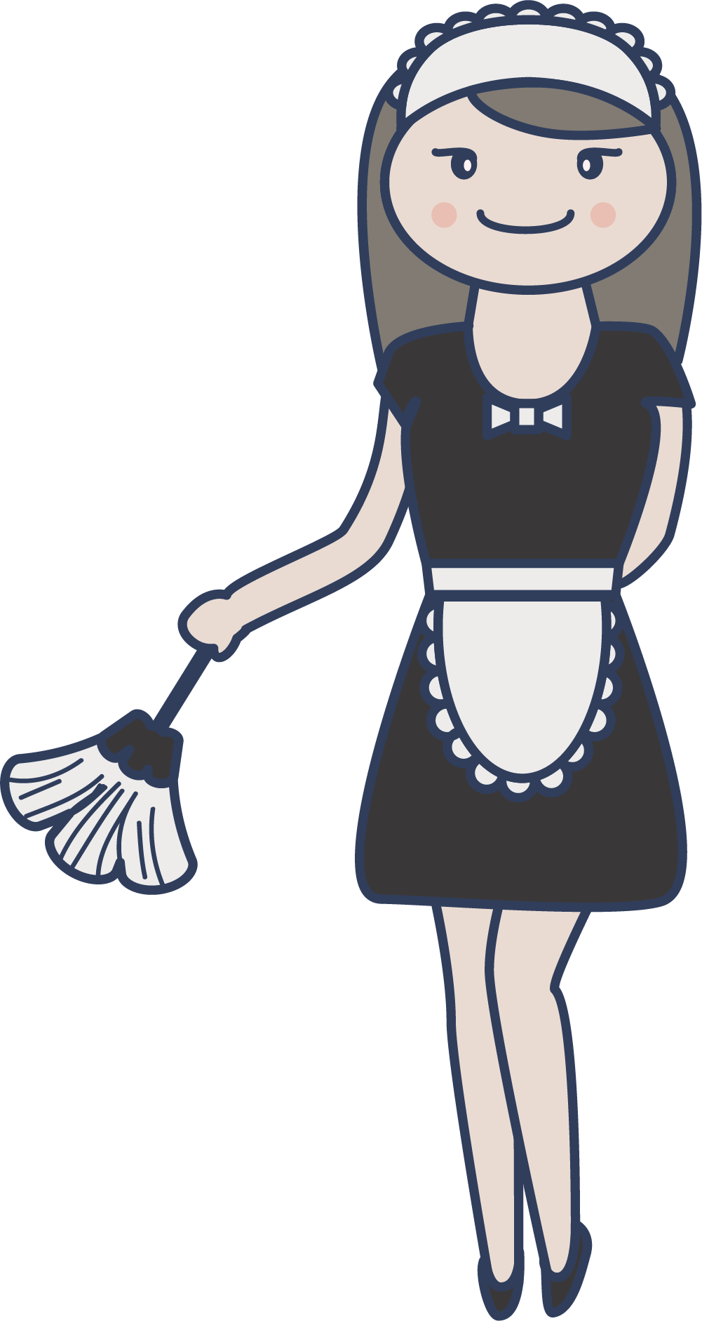 image library Maid Apron