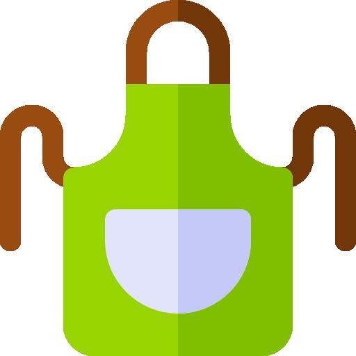 banner royalty free apron vector green #89148640