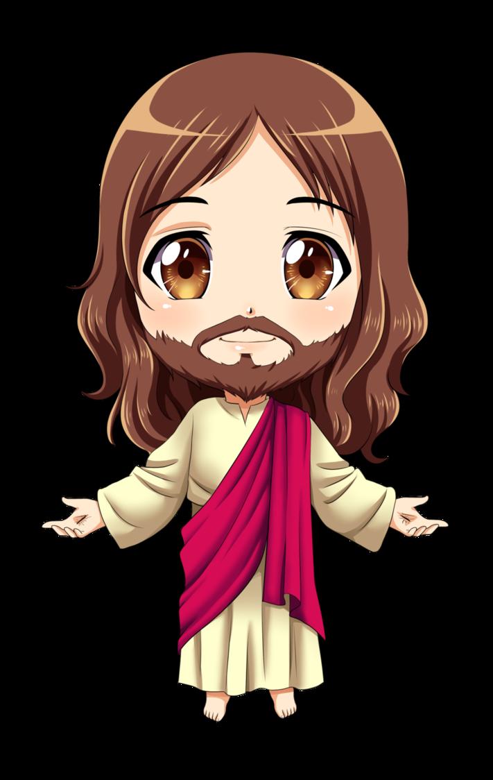 clip Resultado de imagen para chibi jesus
