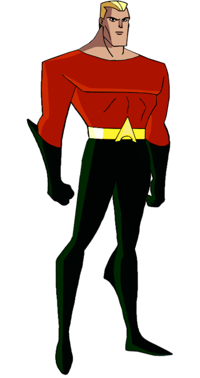 image transparent stock Aquaman from Superman